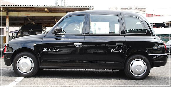 ClassAロンドン 車両